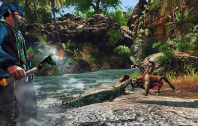 Risen 2 Dark Waters Highly Compressed for PC