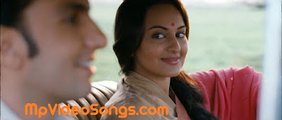 Free Download Zinda (Lootera) DVDRip HD Mp4 Video Songs