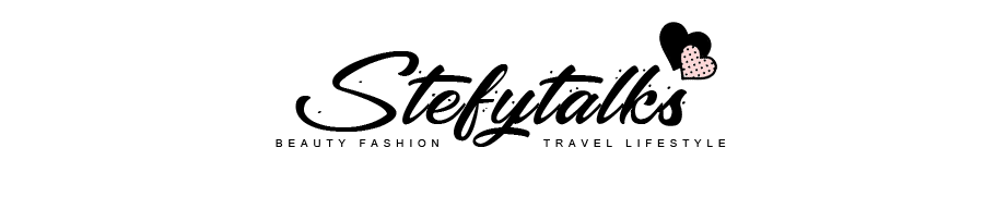 Stefytalks - Stefy Puglisevich | Beauty + Lifestyle Blogger
