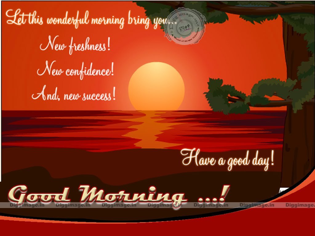 Good Morning Facebook Friends - Greeting Pictures