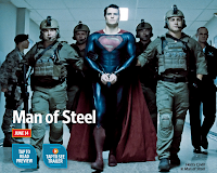 man of steel superman new image