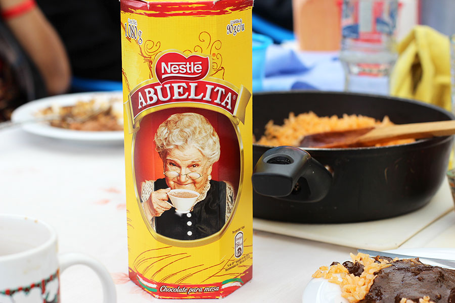 chocolate de abuelita mexican hot chocolate