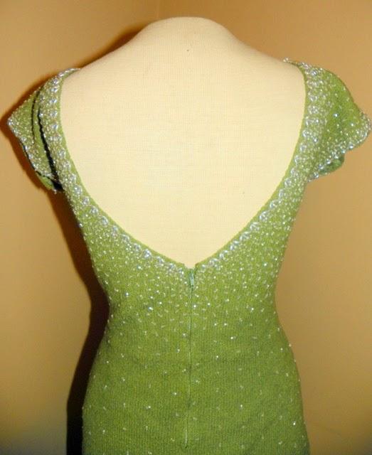 Расшить платье бисером пошаговое фото