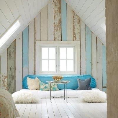Wood Plank Walls