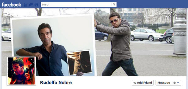 rudolfo nobre facebookfever Amazing Creative Facebook Timeline Covers