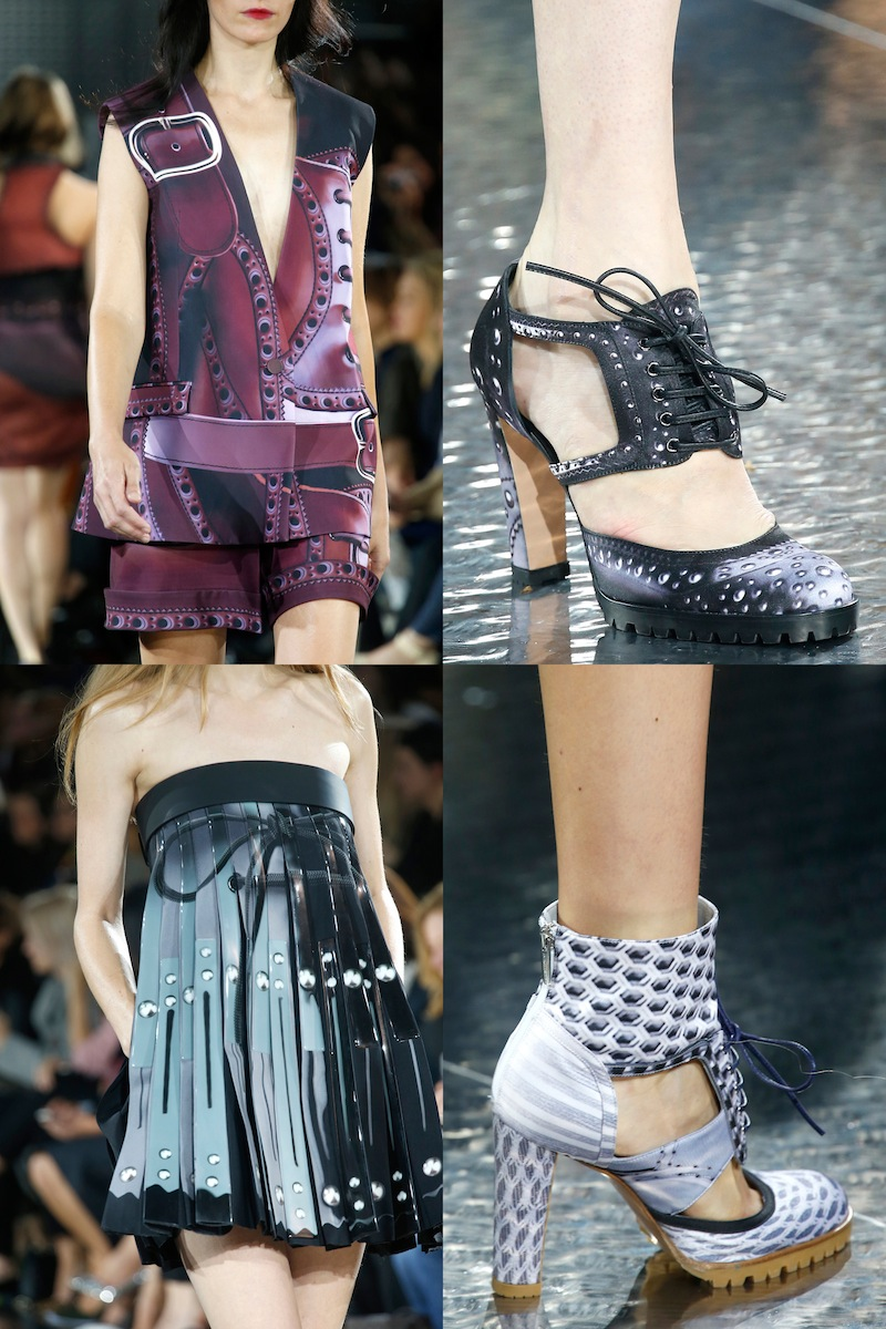 London Fashion Week, LFW, SS 2014, Mary Katrantzou, shoes