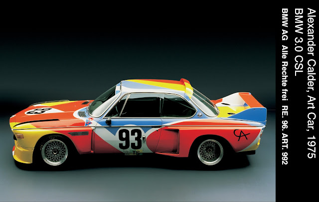 BMW getting ready for Art Basel Miami Beach 2012