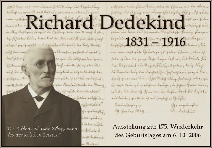 essays on theory of numbers dedekind Richard dedekind is the author of essays on the theory of numbers (417 avg rating, 120 ratings, 9 reviews, published 1901), theory of algebraic integers.