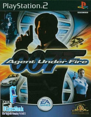 007 Agent Under Fire PS2 ISO Download