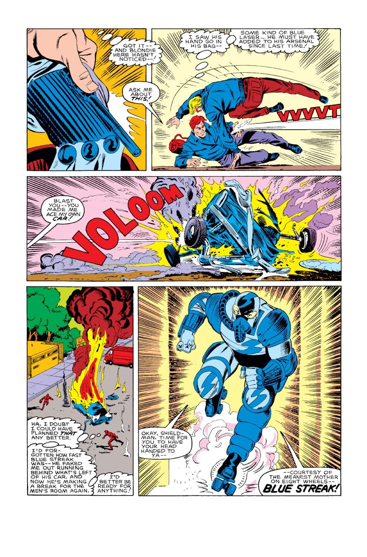 Captain America (1968) Issue #318 #246 - English 15