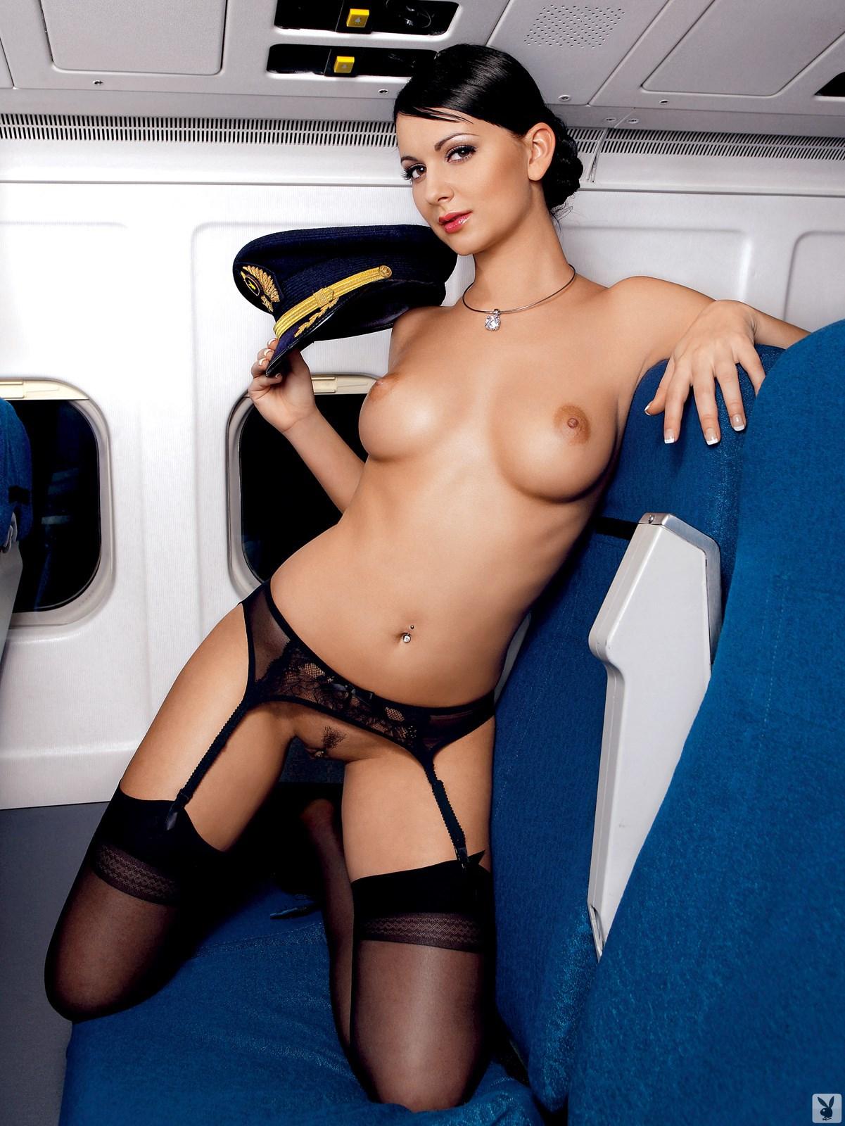 Stewardesses Nude 13