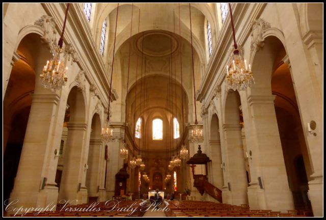Cathédrale Saint Louis Versailles