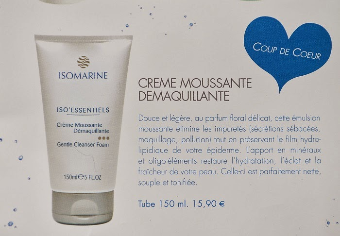 creme moussante demaquillante