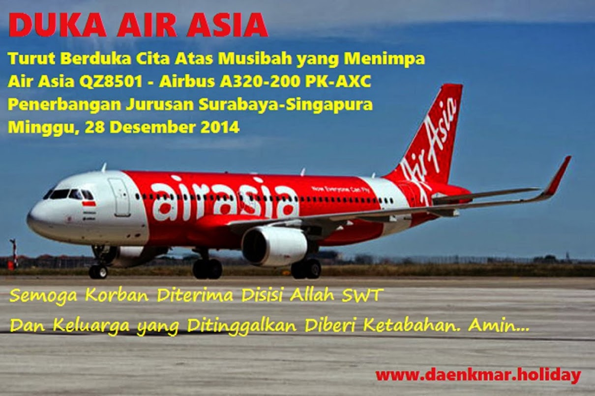 Duka Untuk Air Asia