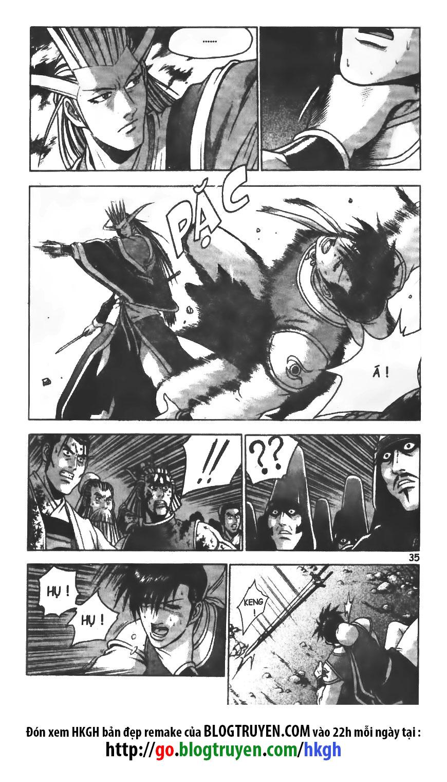 Hiệp Khách Giang Hồ chap 223 Trang 9 - Mangak.info