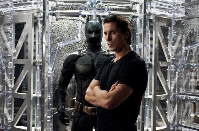 O Cavaleiro das Trevas Renasce Dark Knight Rises Christian Bale