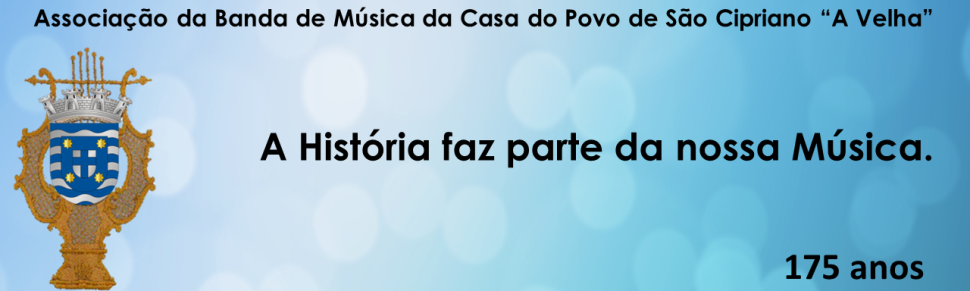 """Banda de Musica """"A Velha"""" de São Cipriano"""