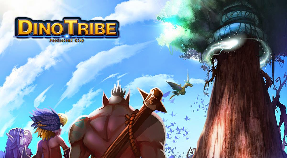 Dino Tribe Gameplay IOS / Android