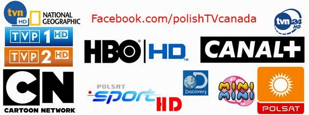 How to watch Polish TV channels live and VOD in Canada or all over the world.