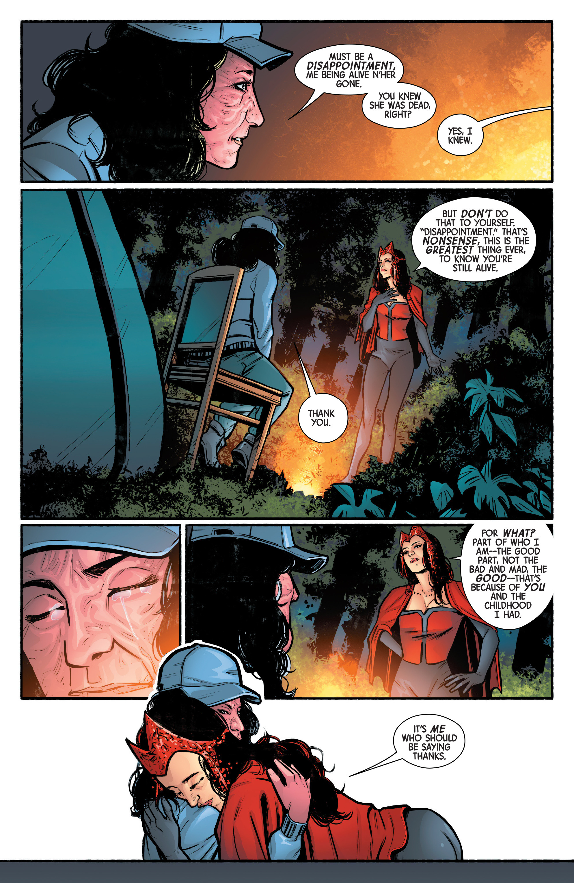 Read online Scarlet Witch (2016) comic -  Issue #12 - 6