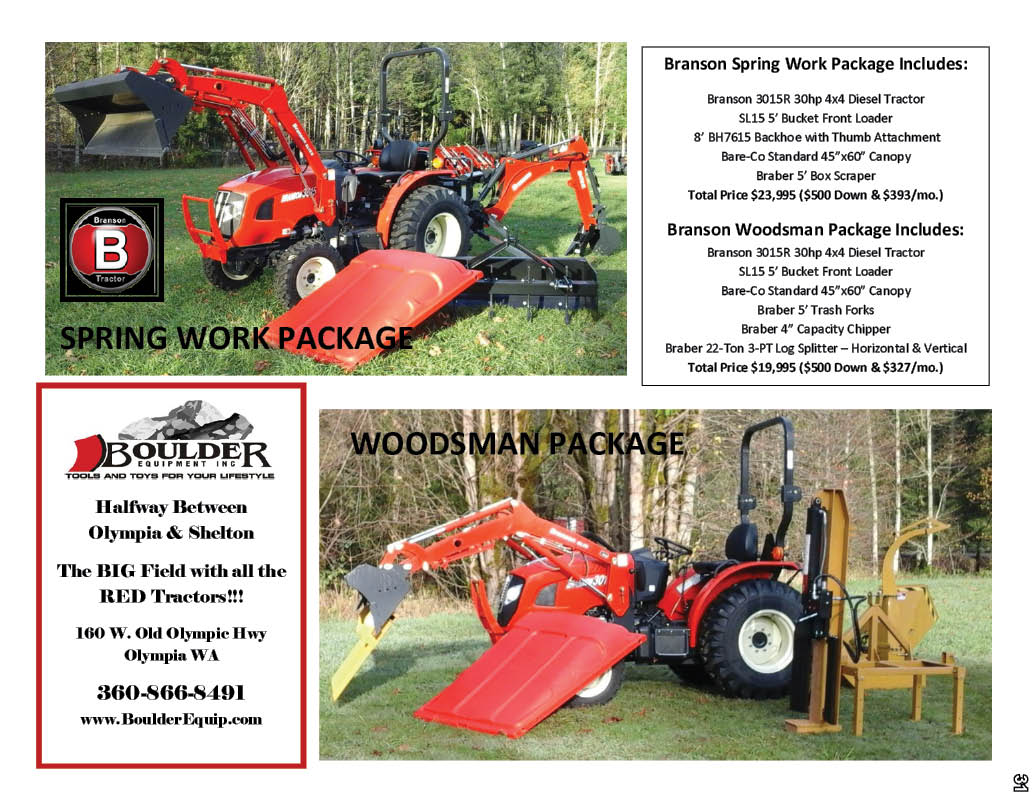 Boulder Equipment Tools & Toys for Your Lifestyle!