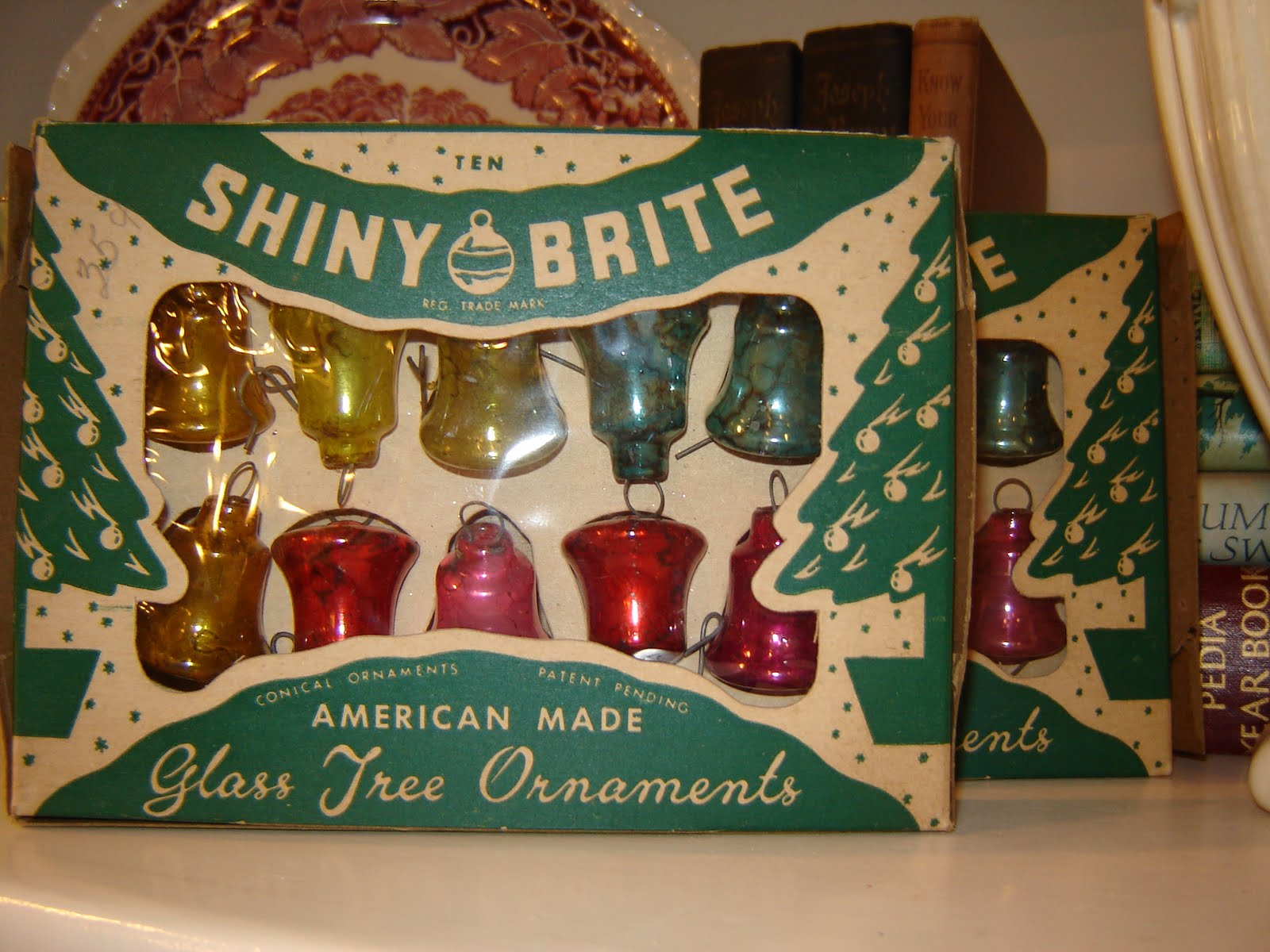 gresham barn sale - Vintage Christmas Ornaments For Sale