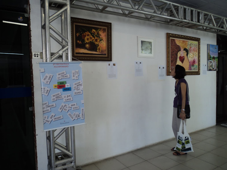 EXPOSIÇÃO DE ARTES PLÁSTICAS ARTISTAS DO BRASIL E SUAS CORES