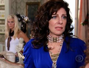 Marília Pera como Milu  em Cobras e Lagartos (foto: divulgação)