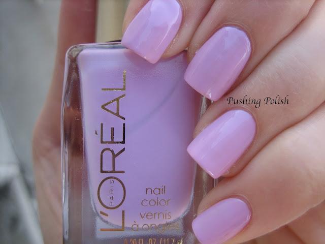 L'Oréal Lacey Lilac