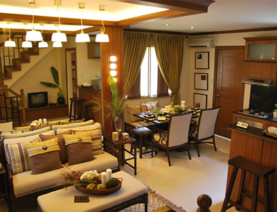 carmela model house of camella home series iloilo by camella homes erecre group realty design. Black Bedroom Furniture Sets. Home Design Ideas