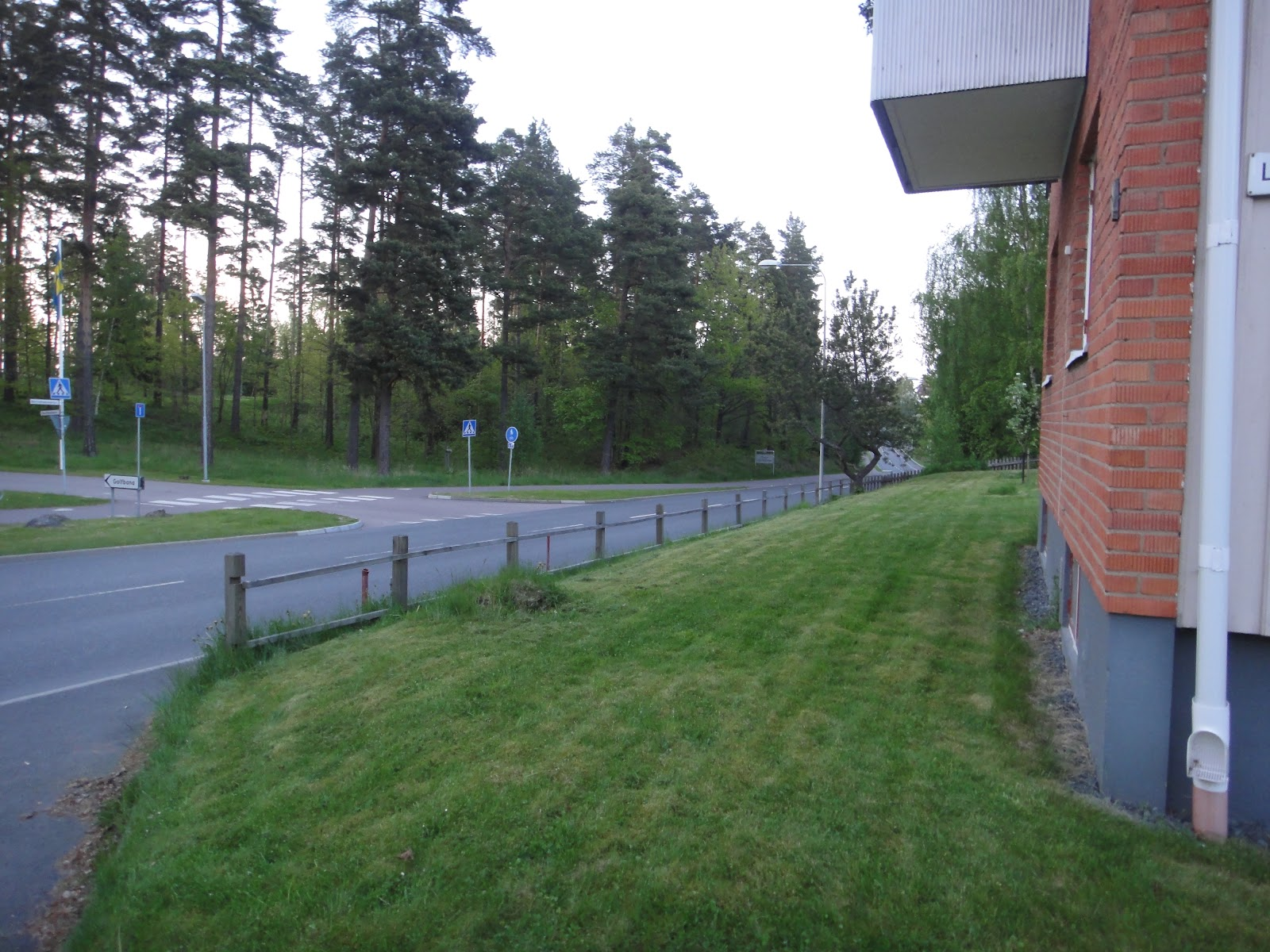 Annarsbra: trädgårdsarkitektur