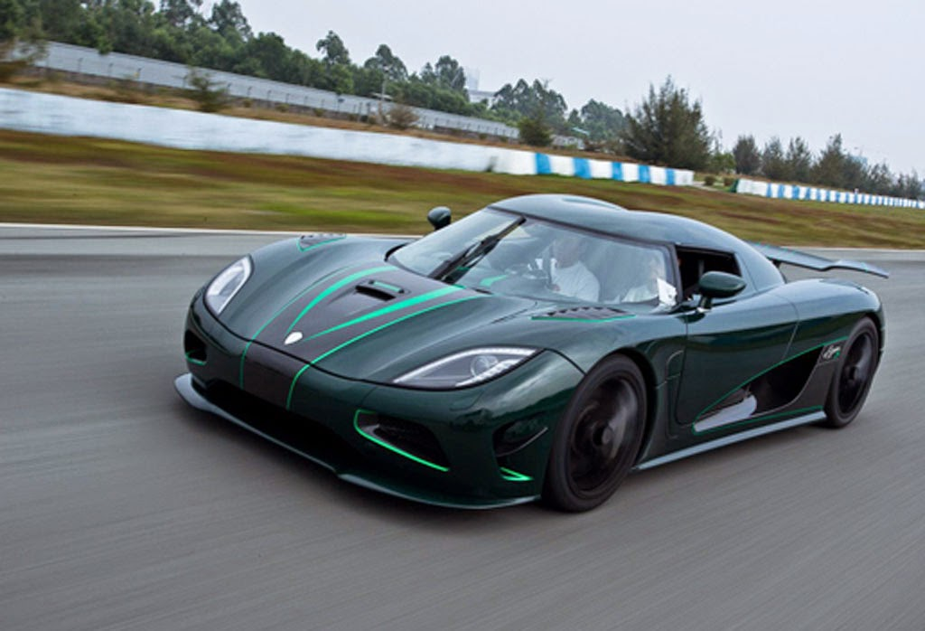 The Living Aficionado: Latest Lifestyle Trends: TOP 9 EXOTIC CARS OF ...