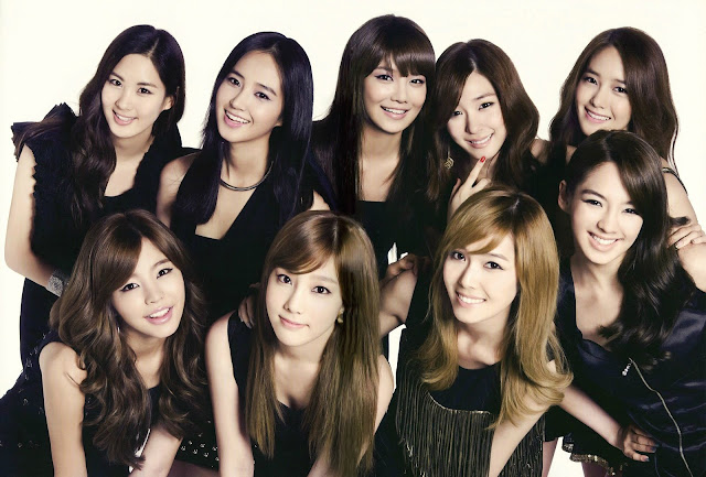 SNSD Girls Generation Wallpaper HD 소녀시대/少女時代 9
