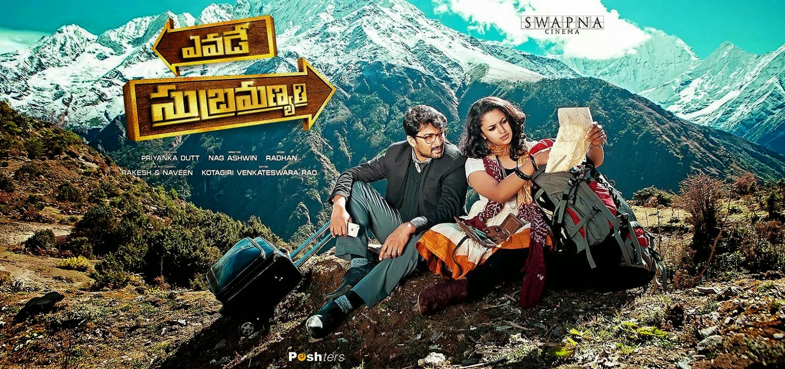 Malavika Nair Latest hot Photos From Yevade Subramanyam Movie