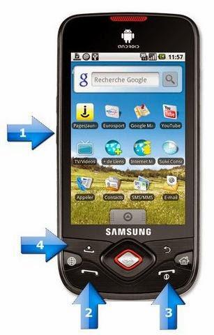 Hard Reset Samsung I5700 Galaxy Spica
