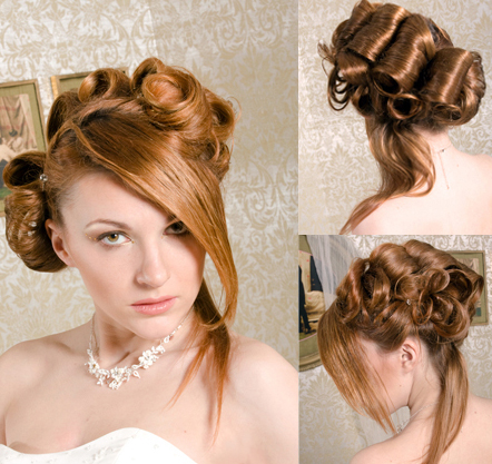 Fossils & Antiques: Wedding hairstyles prices