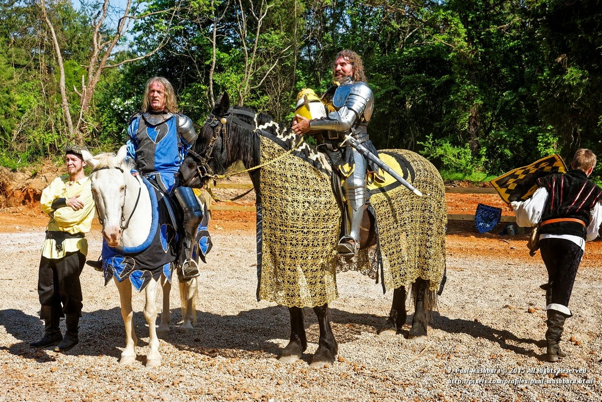 Special kind of jousting 10