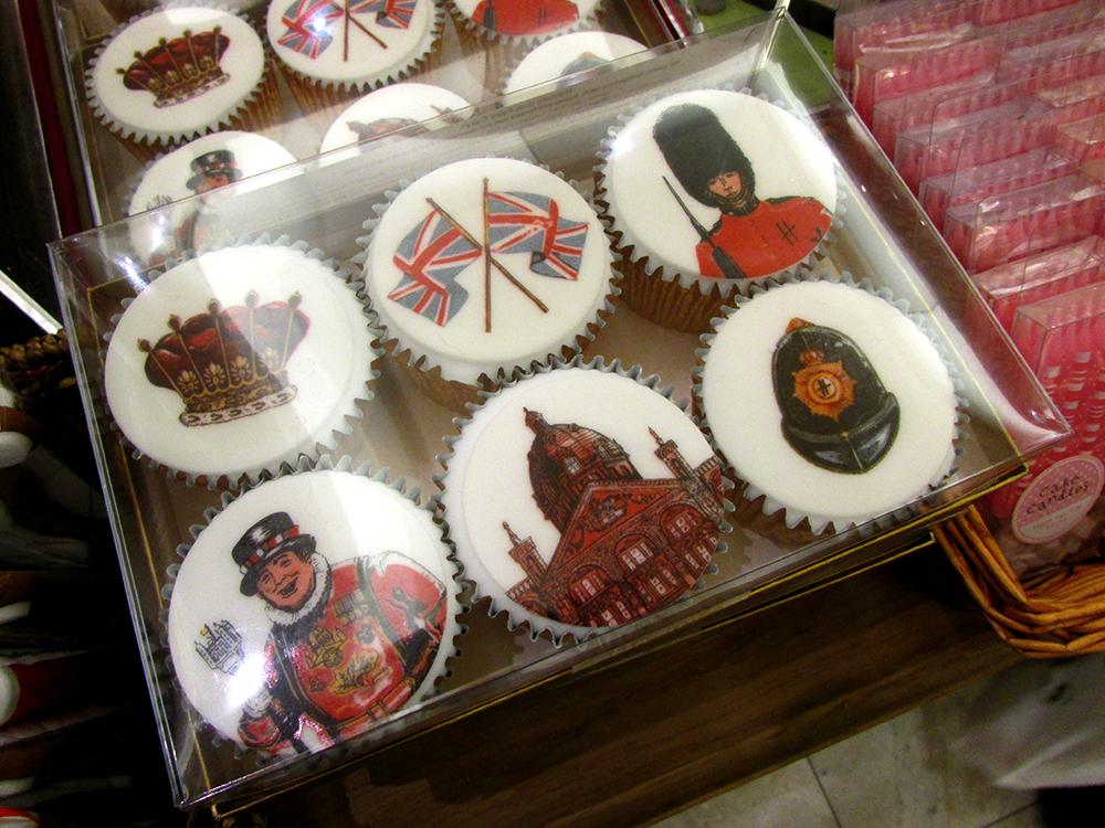 Cupcakes británicos