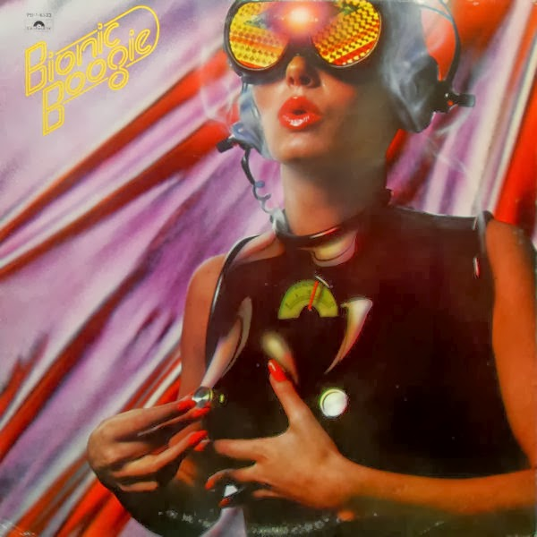 Gregg Diamond Bionic Boogie Hot Butterfly Paradise