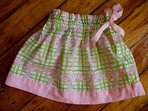 Make a Little Spring Skirt