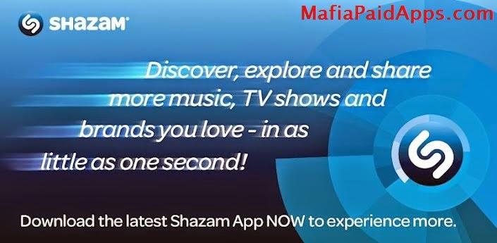 download shazam app apk