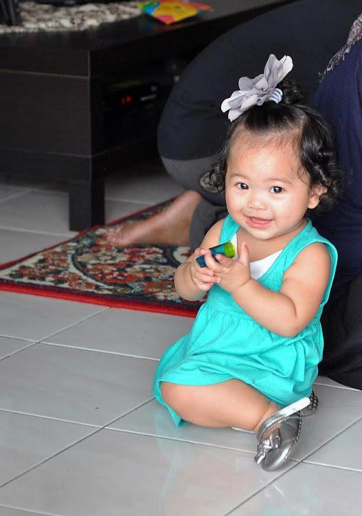 Ayaana 9 Months