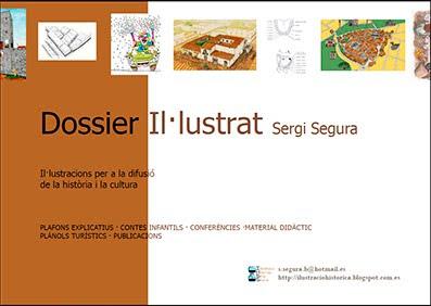 Dossier il·lustrat Sergi Segura