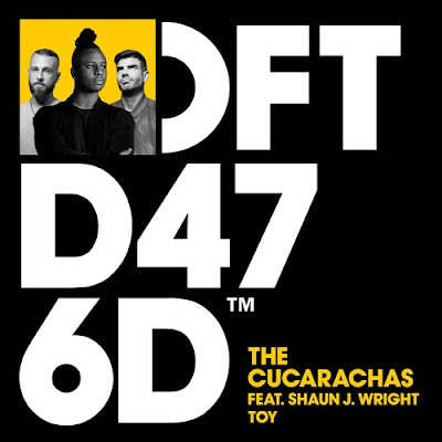 The Cucarachas featuring Shaun J. Wright - Toy