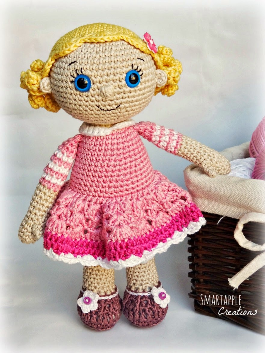 Amigurumi And Crochet : Smartapple Creations - amigurumi and crochet: Emma ...