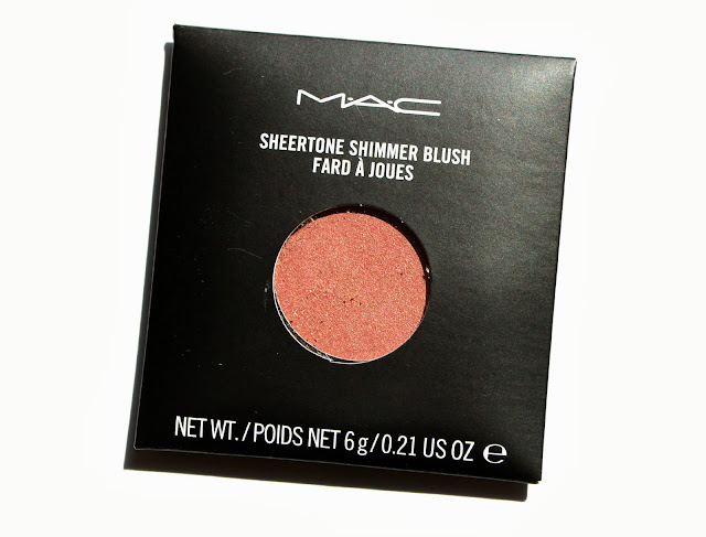 MAC Plum Foolery Blush Review, Photos, Swatches