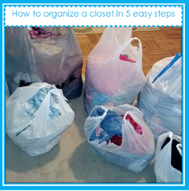 #eBayGuide closet #organization