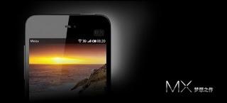 Meizu quad-core Android smartphone unveiled
