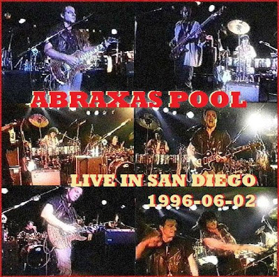 Abraxas Pool - Coach House - San Diego - CA - June 2nd 1996