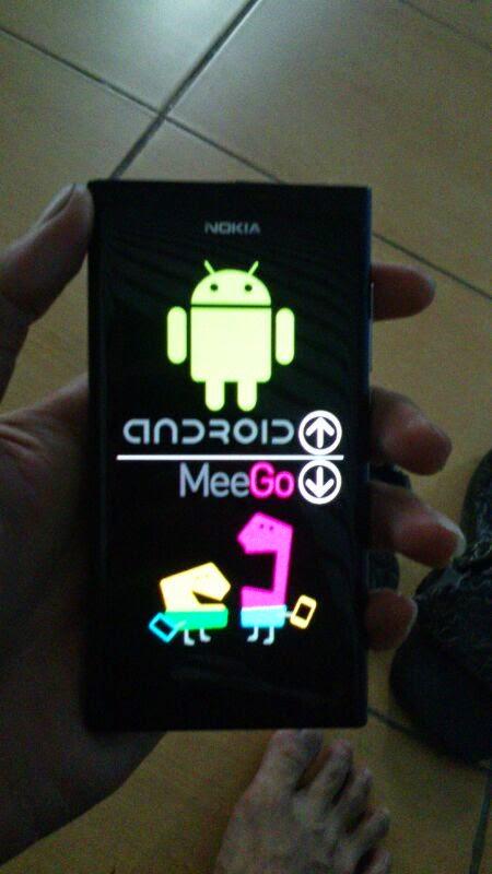 Nokia N900 dan Nokia N9